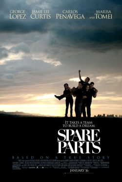 Spare Parts poster 1