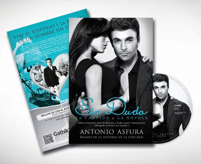 Antonio Asfura libro y CD 1
