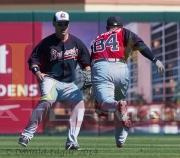 15 Braves Cardinals