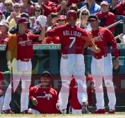 10 Braves Cardinals