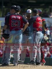 16 Braves Cardinals