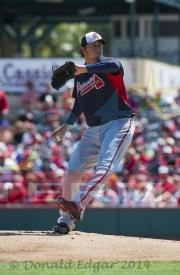 9 Braves Cardinals