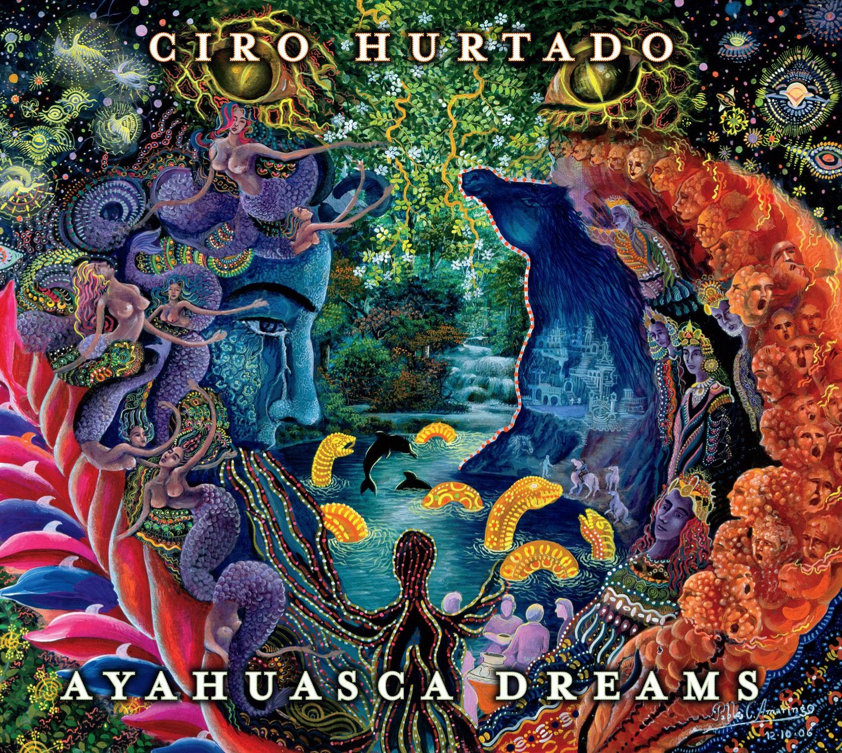 Ciro Hurtado CD 1