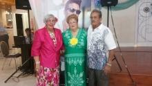 Maria Izquierdo y amigos.