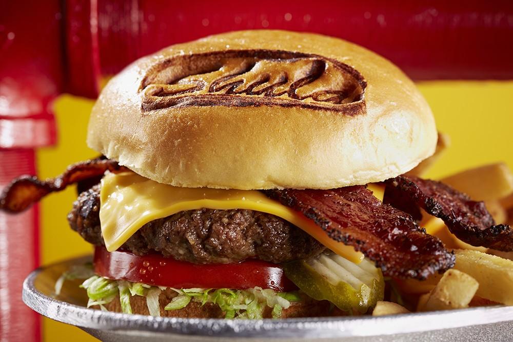 Shula BBQ Burger