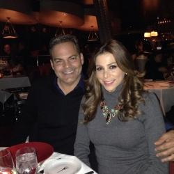 Lourdes Stephen y su esposo Michael Puchades.jpg