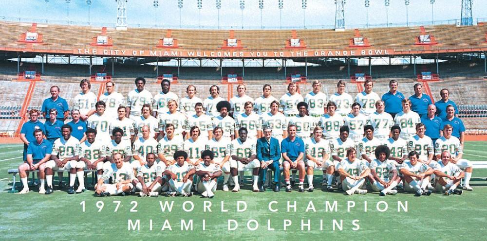 1972 Team Photo