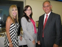 Milton Aponte Former Assistant U.S. Attorney Southern District of Florida, Lic. Gina M. Fraga y Anabel García.