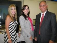 Milton Aponte Former Assistant U.S. Attorney Southern District of Florida, Lic. Gina M. Fraga y Anabel García.