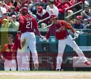 8 National Cardinals