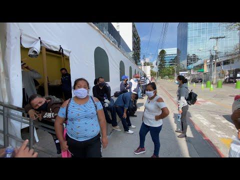 Guatemala llega al pico más alto desde el inicio de la pandemia