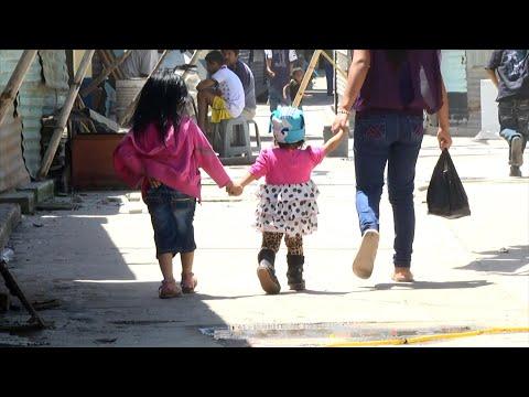Siguen sin hallarse 1500 niños desaparecidos este año en Guatemala